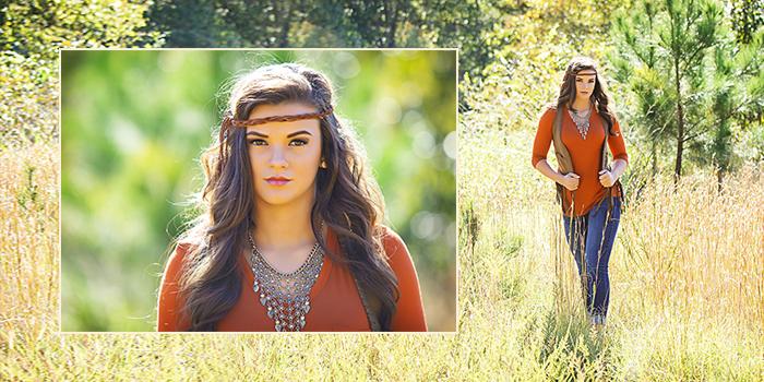Senior Portraits South Carolina