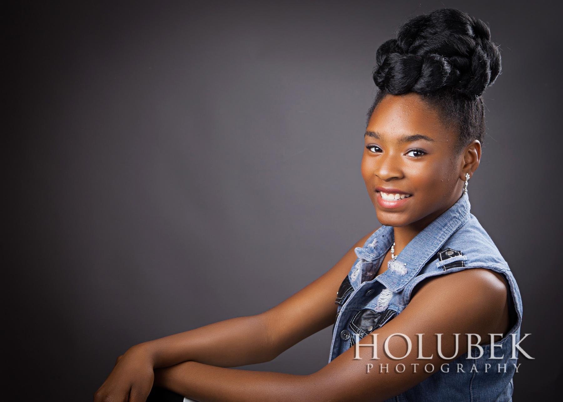 young teen photo shoot