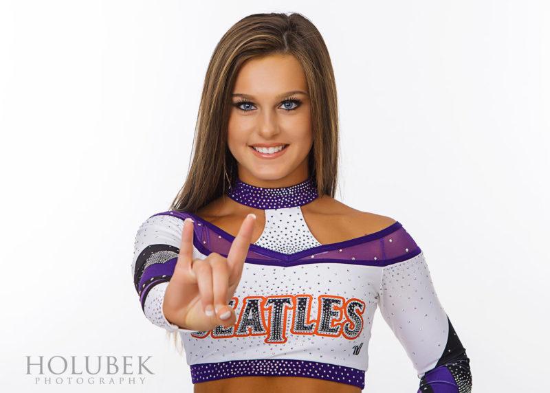 Cheerleading Sports Photography