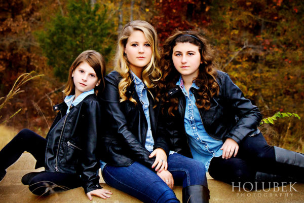 Outdoor Fall Family Pictures